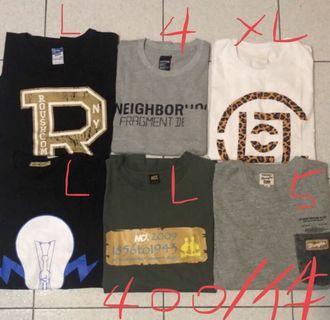 Clot adidas neighborhood fragment