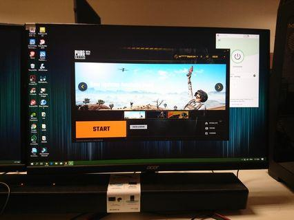 Acer ips gaming monitor