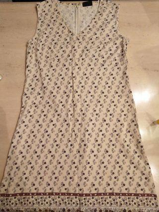 洋裝🍀 法國布料 純棉100%