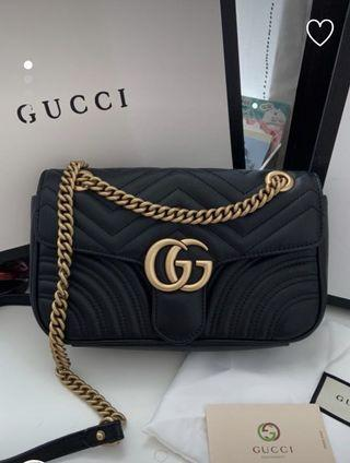 Authentic Gucci Marmont