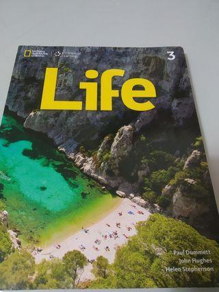 🚚 Life 3五專英文課本 二手