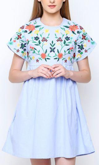 Chocochip dress