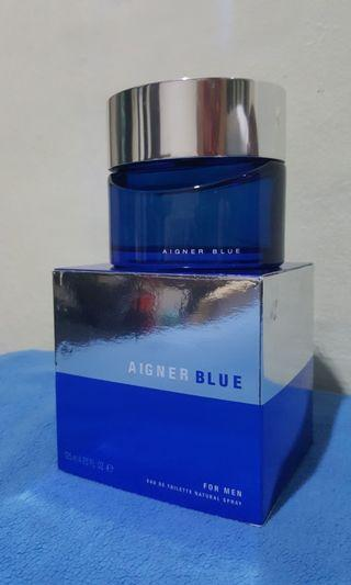 AIGNER BLUE EDT Natural Spray 125ml