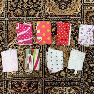 Printed baby cloth wrapped (Barut)