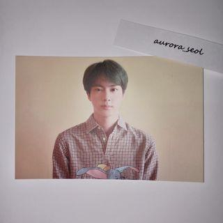 [WTS] BTS Broadcast JIN Photocard - Limited Item