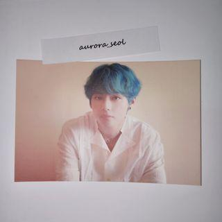 [WTS] BTS Broadcast TAEHYUNG Photocard - Limited Item