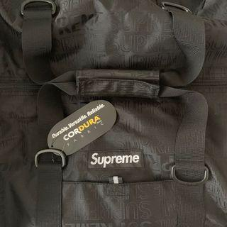 Supreme SS19 Duffle Bag DS