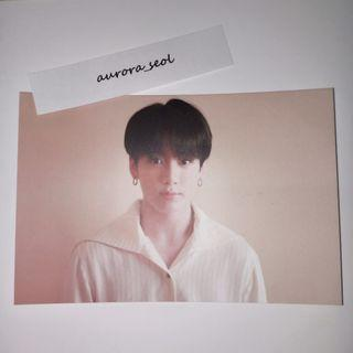 [WTS] BTS Broadcast JUNGKOOK Photocard - Limited Item