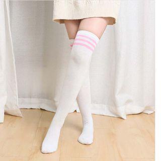 Korean model Over The Knee Socks