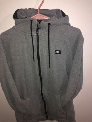 NIKE grey tech fleece