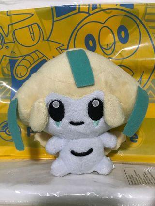 Pokemon Center *RARE* jirachi pokedoll Plush