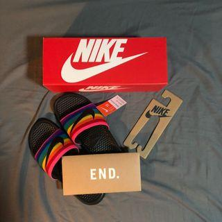 "Nike Benassi ""multicolour"""