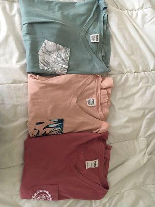 VS PINK t shirts