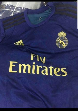 Real Madrid Jersey Home Away 2019/20