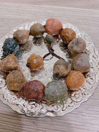 🚚 100% 正品超稀有靜脈石 非常罕見 升值價值超可觀 瑪瑙原石