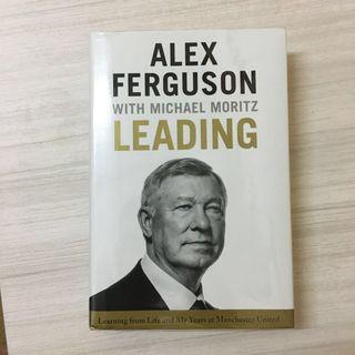 #CarousellBetter Leading by Alex Ferguson (Hardcover)