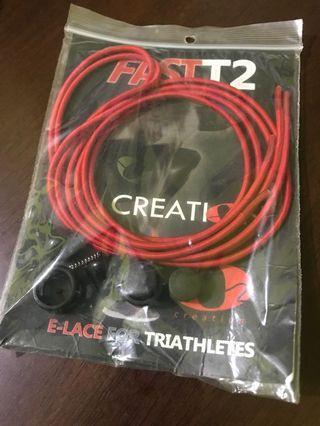 E-Lace for Triathletes