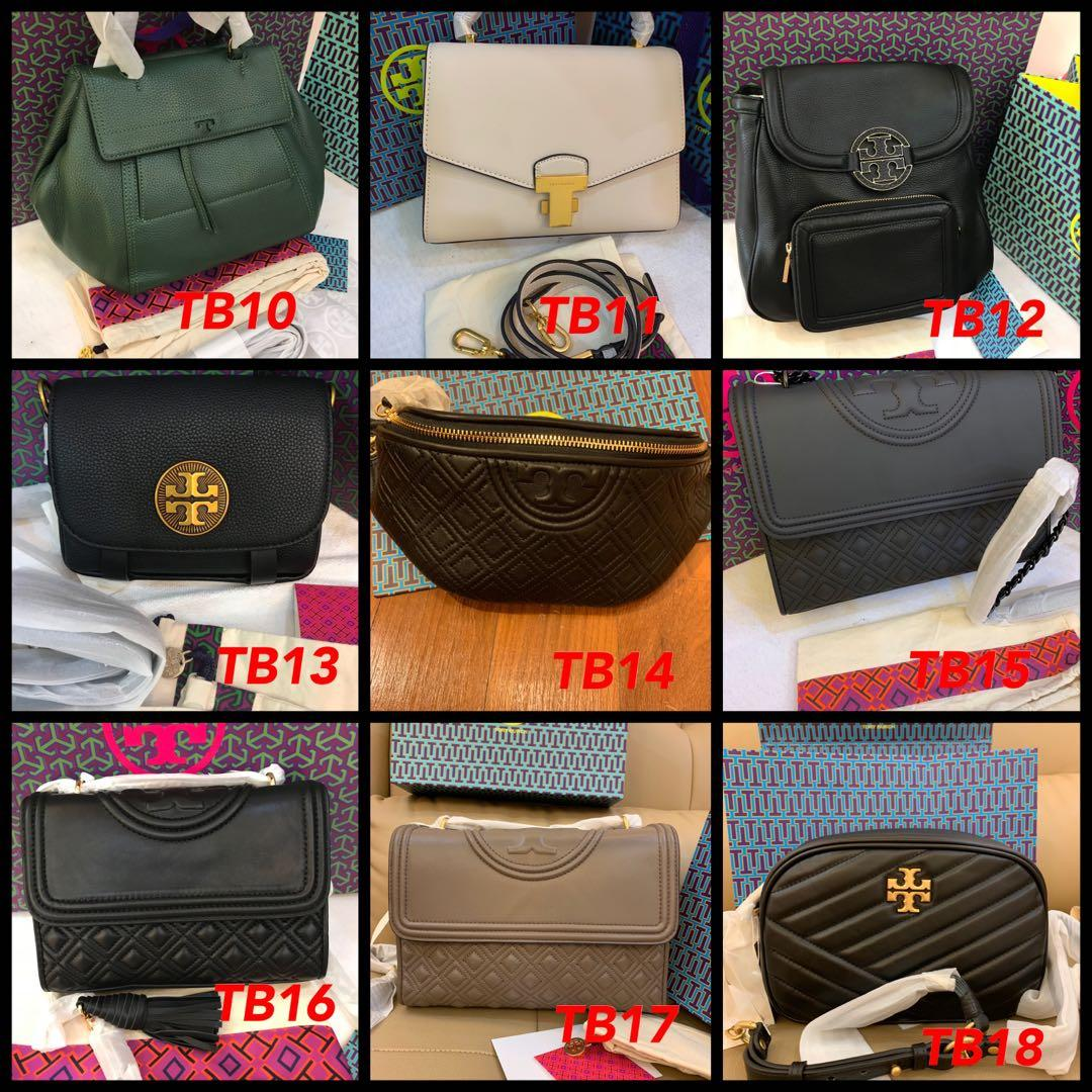 (08/07/19)Ready Stock Authentic coach women bag sling bag purse ready stock wallet furla Tory Burch woc sling bag clutch re
