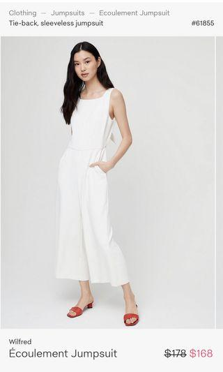 ecoulement jumpsuit - wilfred