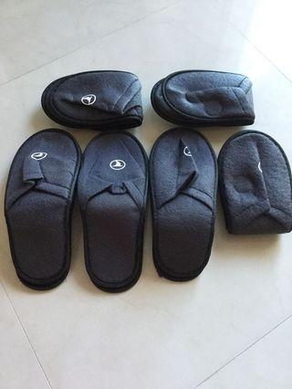 Disposable Bedroom Slippers