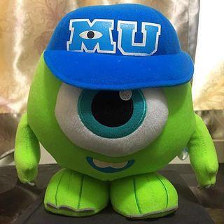 (識行走唱歌)🈹(Disney 迪士尼系列) 怪獸公司大眼仔音樂行走公仔 Monster Inc Mike Toy