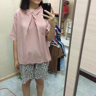 NEW! dusty pink oversized shirt #joinjuli