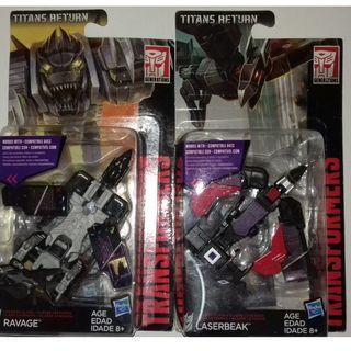 Transformers Ravage Laserbeak