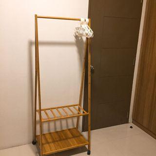 Hanger Rack Scandinavian Style