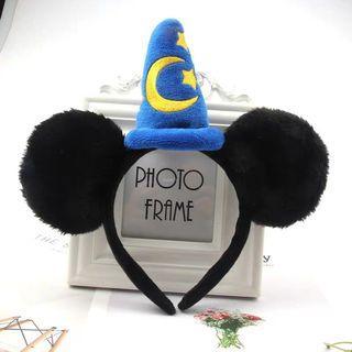 Mickey head band
