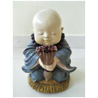 Buddha Figurine Smoke Emitting