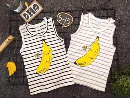 🚚 香蕉背心