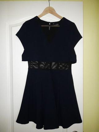 TOBI Mesh dress (M)