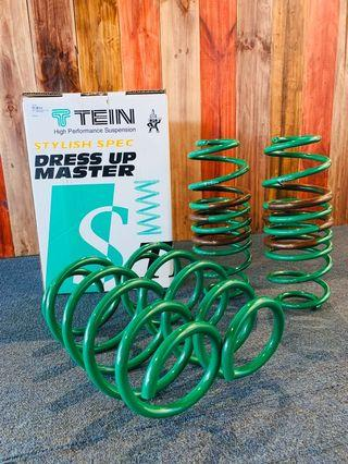 Tein S.Tech Sport Spring for Honda Jazz & City