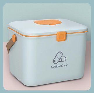 #北歐風簡約家用急救藥箱  Classic Home First-Aid Box