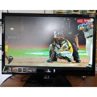 中古液晶電視 24吋 LED 奇美 CHIMEI TL-24L6000T 二手液晶電視
