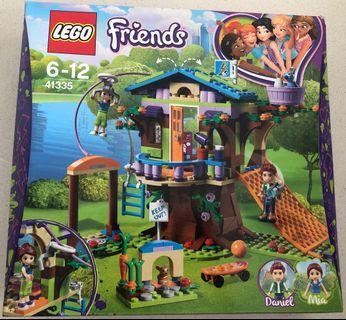 BNIB Lego Friends (Daniel & Mia treehouse)