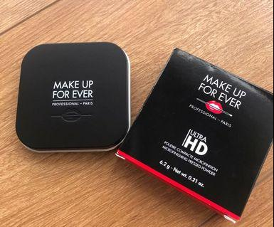 Make Up Forever HD Powder 蜜粉餅