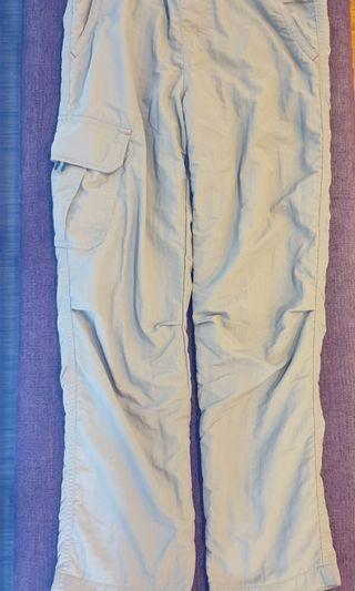 🚚 Uniqlo long pants with fleece lining