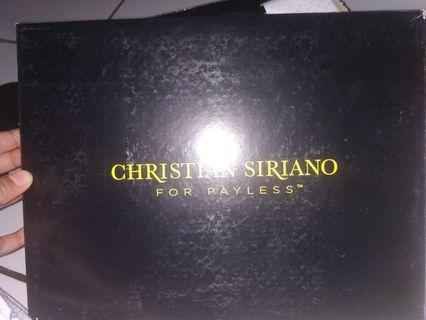Christian Soriano wedges