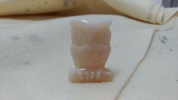 石雕貓頭鷹