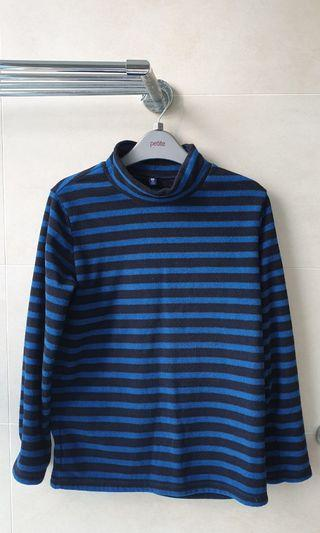 Uniqlo long sleeve fleece pullover