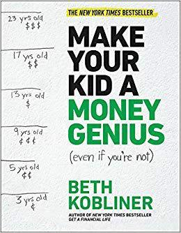Make Your Kid A Money Genius Kindle E-Book (PDF / Mobi / epub version) 電子書