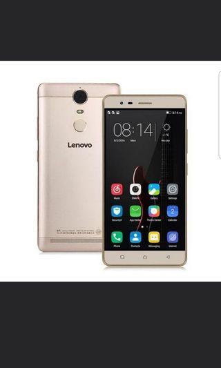 """Lenovo K5 Note 5.5"""" Inch Gold / 4GB RAM 32GB Memory"""