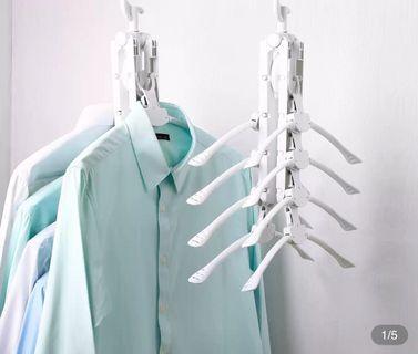 多功能衣架節省空間衣架子- Multi function Hanger