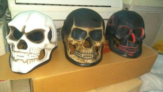 Helmet collection for sale