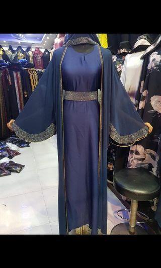 Dubai Abaya Instock