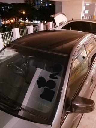 Car Roof Wrapping For all Cars