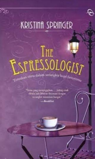 #maugopay [e-book] THE ESPRESSIOLOGIST