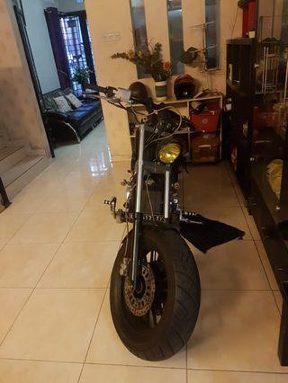 Regal raptor dayton 350cc modification