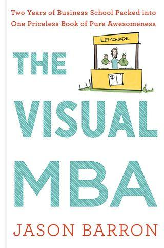 The Visual MBA Kindle E-Book (PDF / Mobi / epub version) 電子書